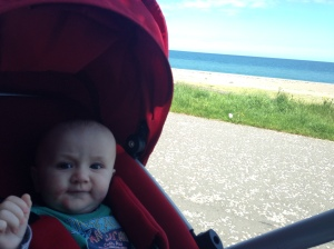 Shady-Baby at the Beach!