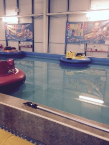Indoor sailing pool for Kids