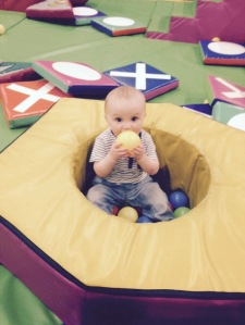 Ball Pit at Wicklow Bowl Kids Zone